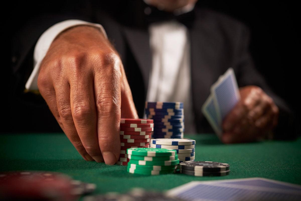 You are a gambler 59