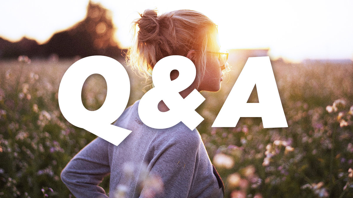 Q&A: Fallout of an affair: Low self-esteem and forgiveness issues
