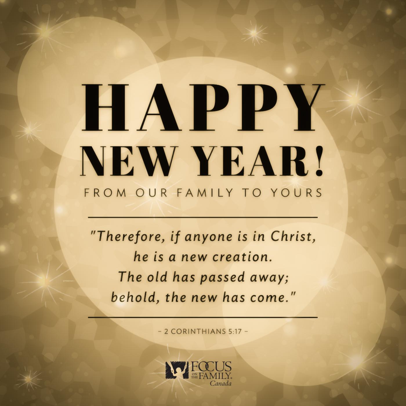 Happy New Year Family 44